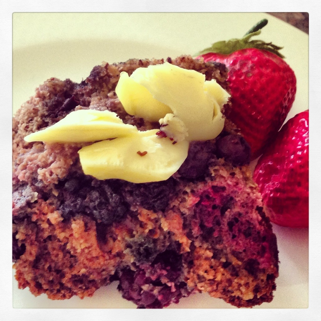 Berry Bread (You're welcome)