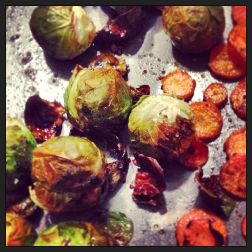 Brussels Sprouts – the new popcorn?